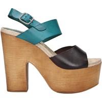 Schuhe Damen Sandalen / Sandaletten Chika 10 RUSIA 04 Marr?n
