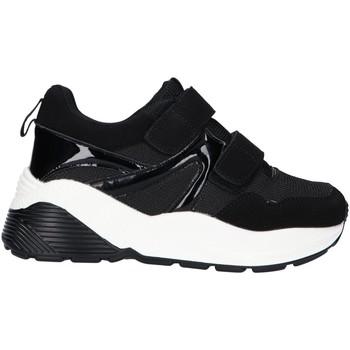 Schuhe Damen Sneaker Low Chika 10 JANETH 01 Negro