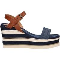 Schuhe Damen Sandalen / Sandaletten Chika 10 NILA 03 Azul