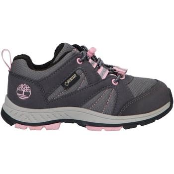 Schuhe Kinder Multisportschuhe Timberland A224V NEPTUNE Gris