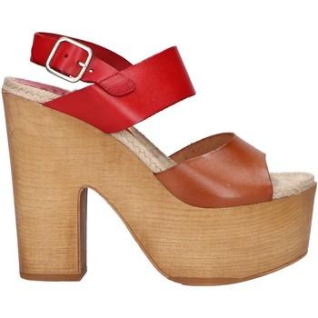 Schuhe Damen Sandalen / Sandaletten Chika 10 RUSIA 04 Rojo