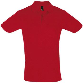 Kleidung Herren Polohemden Sols PERFECT COLORS MEN Rojo