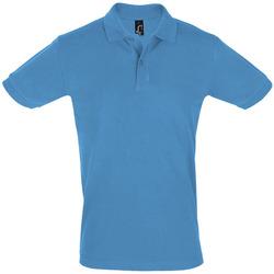 Kleidung Herren Polohemden Sols PERFECT COLORS MEN Azul