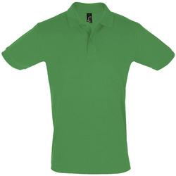 Kleidung Herren Polohemden Sols PERFECT COLORS MEN Verde
