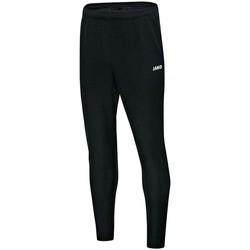 Kleidung Herren Jogginghosen Jako Sport Trainingshose Classico 8450 08 schwarz