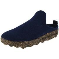 Schuhe Herren Hausschuhe Asportuguesas come-05 blau