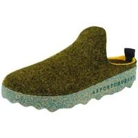 Schuhe Herren Hausschuhe Asportuguesas come-14 grün