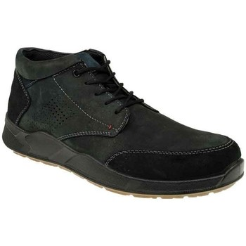 Schuhe Herren Boots Jomos Schnuerschuhe 325303-862-0091 blau