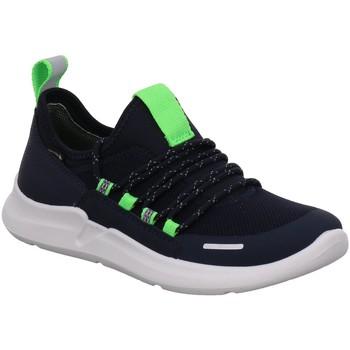 Schuhe Jungen Fitness / Training Superfit Trainingsschuhe STIEFEL SK \ THUNDER 09390-80 blau