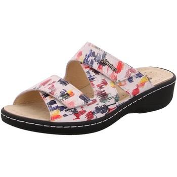 Schuhe Damen Sandalen / Sandaletten Hickersberger Pantoletten VARIO 2819 8026 (G) weiß
