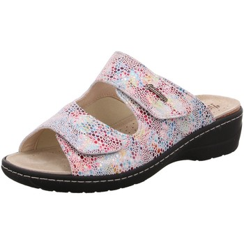 Schuhe Damen Sandalen / Sandaletten Hickersberger Pantoletten Kräuterpantolette Hallux 2170-6028 weiß