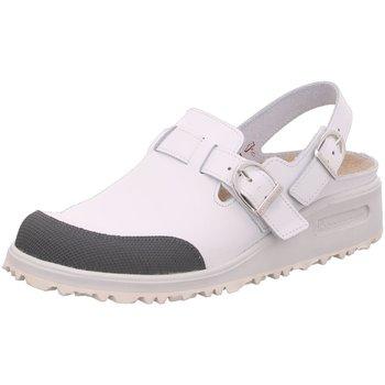 Schuhe Damen Pantoletten / Clogs Berkemann Sandaletten X-Pro-Maxor 09107-100 weiß