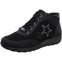 Schuhe Damen Boots Ara Stiefeletten 2820 3 86 H Weite 12-44537-05 schwarz