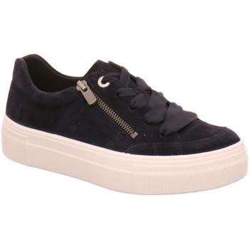 Schuhe Damen Sneaker Low Legero 6-00911-83 blau