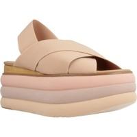 Schuhe Damen Sandalen / Sandaletten Paloma Barcelò BOCARAI Rosa