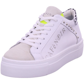 Schuhe Damen Sneaker Low Café Noir - GDF146203 weiß