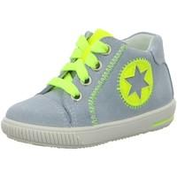 Schuhe Jungen Sneaker Low Superfit Schnuerschuhe MOPPY 0-606348-8500 8500 grau