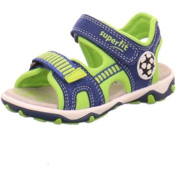 Schuhe Jungen Sportliche Sandalen Superfit Sandalen Sandalen Ki/Da/He SK 09465-81 blau