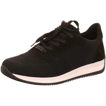 Schuhe Herren Sneaker Low Ara Schnuerschuhe LISBOA 11-36001-01 schwarz
