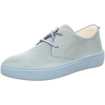 Schuhe Damen Sneaker Low Think Schnuerschuhe GRING 86201-60 grün