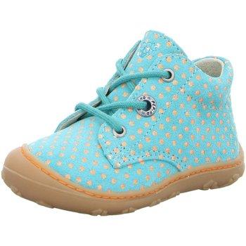 Schuhe Mädchen Boots Ricosta Maedchen DOTS grün