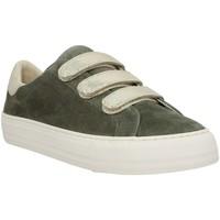 Schuhe Damen Sneaker Low No Name 128080 Grün