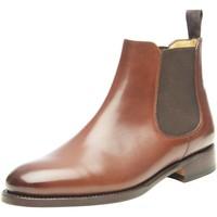 Schuhe Damen Boots Shoepassion Stiefeletten No. 210 Dunkelbraun