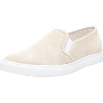 Schuhe Damen Slip on Shoepassion Sneaker No. 33 WS Beige
