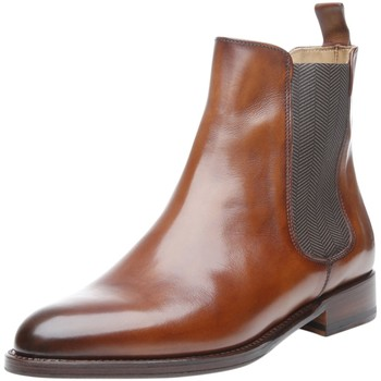 Schuhe Damen Boots Shoepassion Stiefeletten No. 2351 Nuss