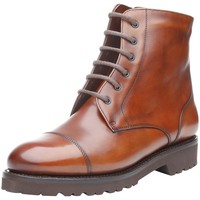 Schuhe Damen Boots Shoepassion Winterboots No. 261 Whiskey