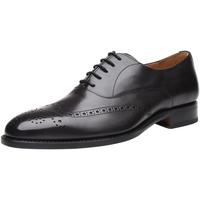 Schuhe Herren Richelieu Shoepassion Schnürschuhe No. 5288 Grau