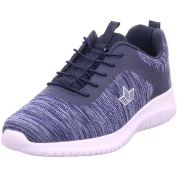 Schuhe Damen Sneaker Low Lico Rachel marine/grau