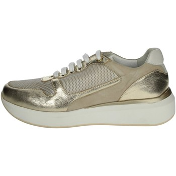 Schuhe Damen Sneaker Low Riposella C206 Gold