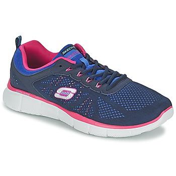 Schuhe Damen Multisportschuhe Skechers EQUALIZER Marine