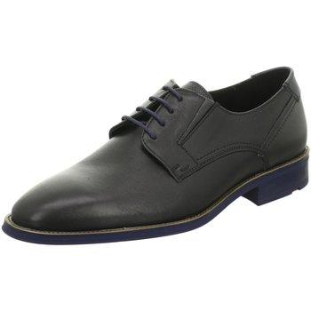 Schuhe Herren Derby-Schuhe Lloyd Business Karas 10-351-11 schwarz