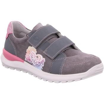 Schuhe Mädchen Sneaker Low Ricosta Klettschuhe BOBBI 71 6923600 451 grau