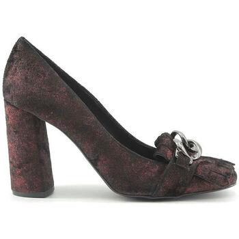 Schuhe Damen Pumps Made In Italia - enrica Rot