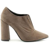 Schuhe Damen Ankle Boots Made In Italia - gloria Braun