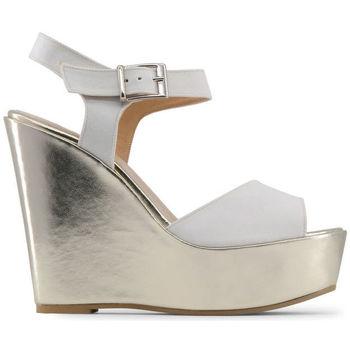 Schuhe Damen Sandalen / Sandaletten Made In Italia - betta Weiss