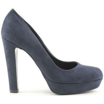 Schuhe Damen Pumps Made In Italia - alfonsa Blau