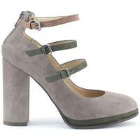 Schuhe Damen Pumps Made In Italia - filomena Grau