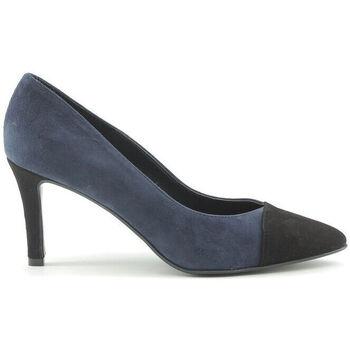 Schuhe Damen Pumps Made In Italia - flavia Blau