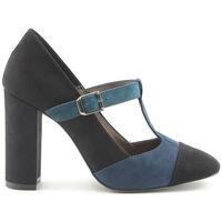 Schuhe Damen Pumps Made In Italia - giorgia Schwarz
