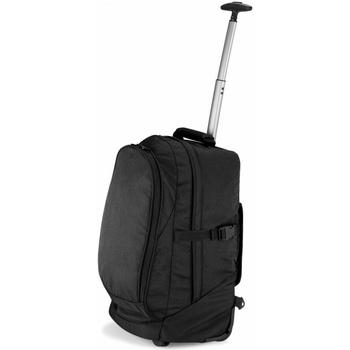 Taschen Trolley Quadra QD902 Schwarz