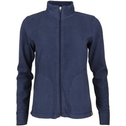Kleidung Damen Trainingsjacken Diverse Sport ISHTA-L, Da. Jacke, dark blue 1020215 5003 Other