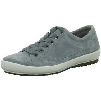 Schuhe Damen Sneaker Low Legero Schnuerschuhe 0-600820-8500 blau