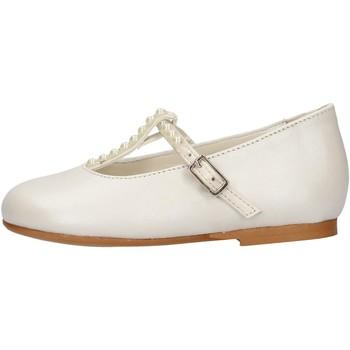 Schuhe Mädchen Ballerinas Oca Loca - Ballerina bianco 8041-11 BIANCO