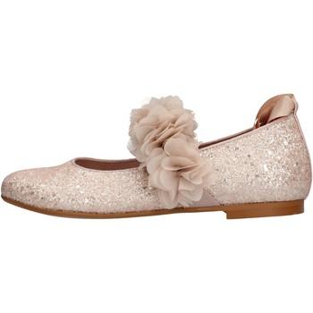 Schuhe Mädchen Sneaker Oca Loca - Ballerina rosa 8047-09 ROSA