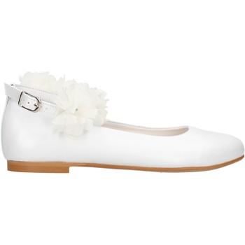 Schuhe Mädchen Sneaker Oca Loca - Ballerina bianco 7818-00 BIANCO