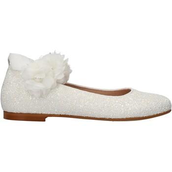 Schuhe Mädchen Sneaker Oca Loca - Ballerina bianco 7817-11 BIANCO